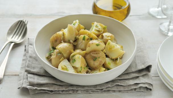 recept voor aardappelsalade