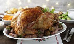 Kerst diner! of te wel Kalkoen
