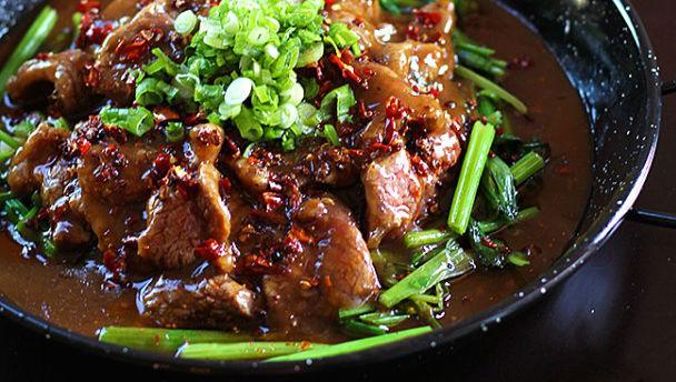 sichuan rundvlees recept