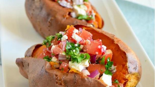 recept voor zoete aardappel