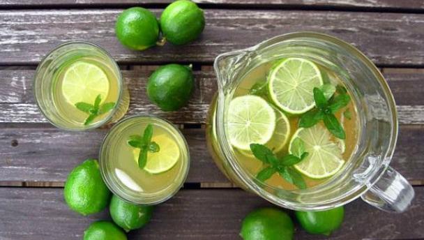 munt thee limonade