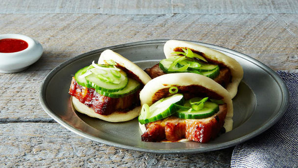 recept bao buns